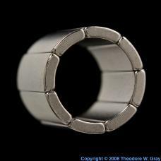 Neodymium Motor magnet ring