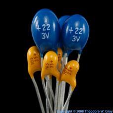 Tantalum Tantalum capacitors
