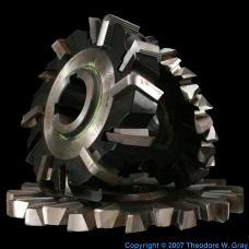 Tungsten Tungsten carbide cutting wheel