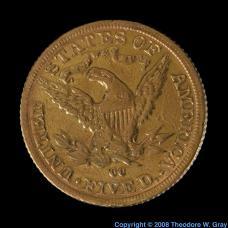 Gold Antique coin