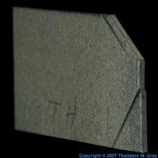 Thorium Cutout sheets, 20g