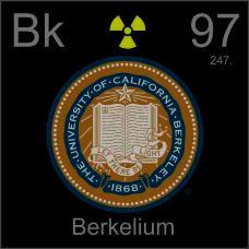 Berkelium Poster sample