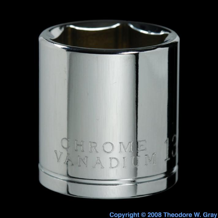 Iron Chrome-vanadium steel socket