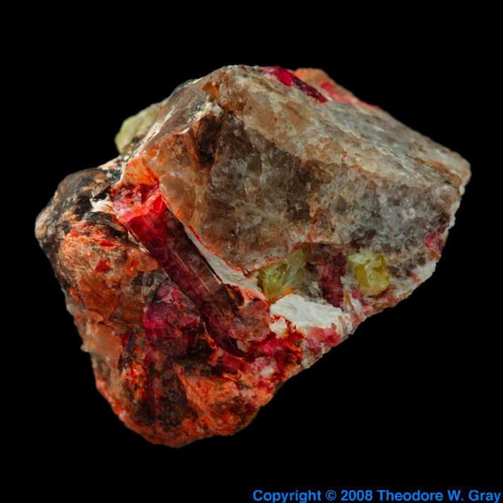 Cesium Londonite-Rhodizite