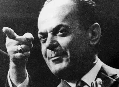 Μάθετε ποιός ήταν ο Γεώργιος Παπαδόπουλος ο εμπνευστής της 7ετούς χούντας
