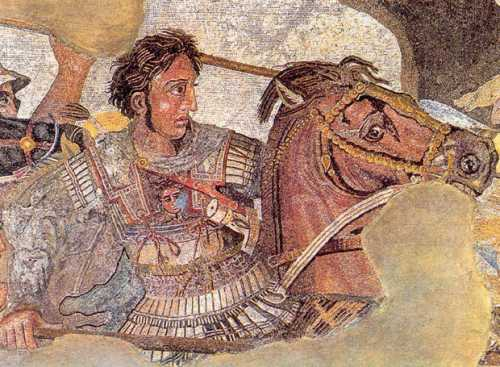 Αλέξανδρος ο Μέγας από τις σημαντικότερες μορφές της παγκόσμιας ιστορίας.