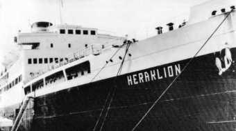 Το ναυάγιο του «Ηράκλειον» 8 Δεκεμβρίου 1966