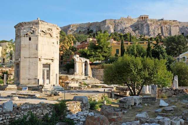 Αέρηδες: Ο αρχαιότερος μετεωρολογικός σταθμός!