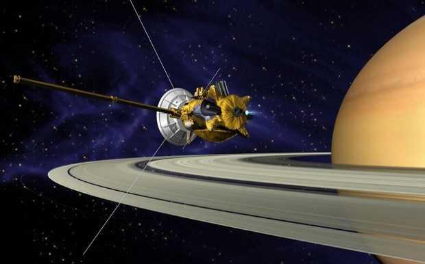 Διαστημόπλοιο Cassini και η θεαματική αυτοθυσία του πάνω στον Κρόνο