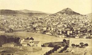 1880 Η Αθήνα έχει μόλις 63.374 κατοίκους και το 3,8% του πληθυσμού της χώρας