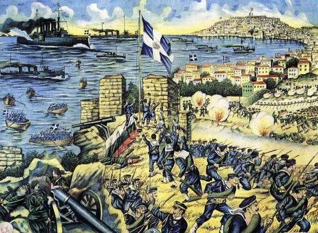 26 Ιουνίου 1913 Η Απελευθέρωση της Καβάλας