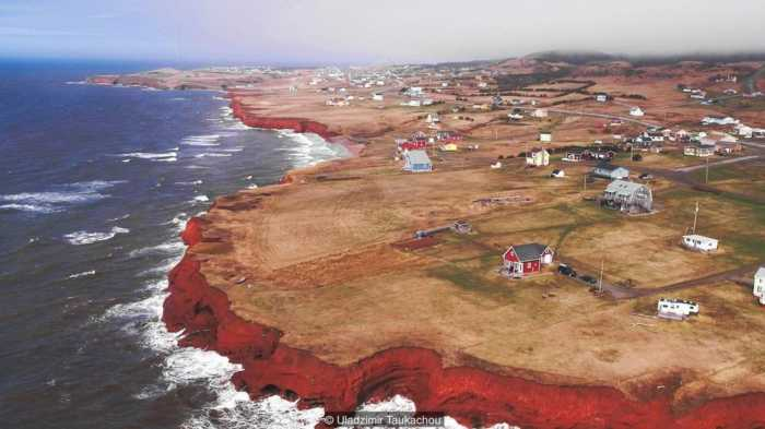 Το νησί όπου ζουν μόνο επιζώντες ναυαγίων!