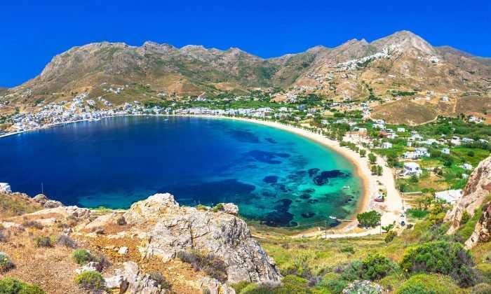 Σέριφος Το ελληνικό νησί που «μάγεψε» τον Guardian