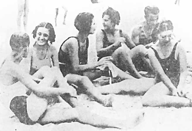 Ακρόπολις, 1939 Πώς πρέπει να γίνονται τα αερόλουτρα και τα θαλασσόλουτρα