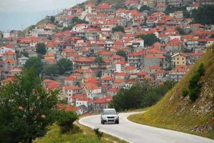 Λιβάδι Ολύμπου Το κουκλίστικο ελληνικό χωριό που είναι χτισμένο πάνω από τα σύννεφα