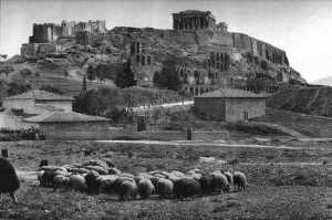 Μια ματιά στην καθημερινότητα της παλιάς Αθήνας.