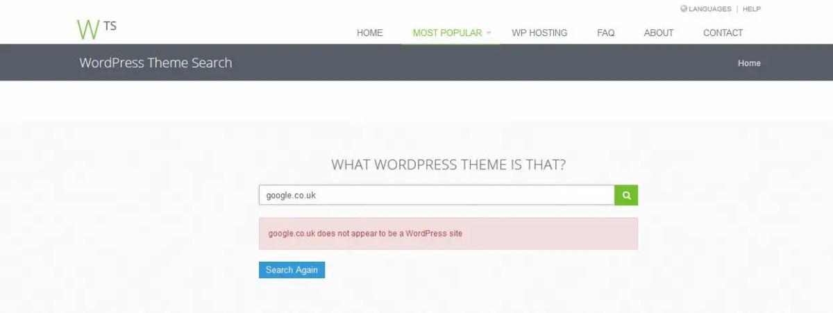 Cómo detectar qué tema de WordPress usa un sitio – Periodismo . com