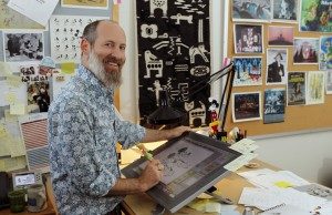 "PAUL RUDISH (EXECUTIVE PRODUCER, ""MICKEY MOUSE"" CARTOON SHORTS)"