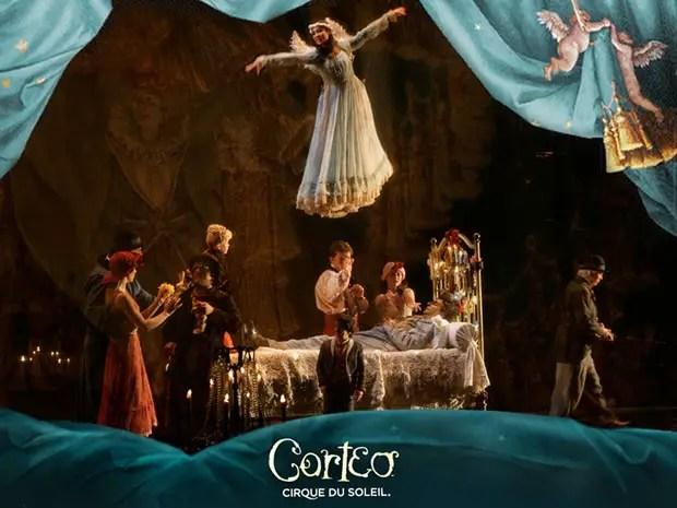 28- Cirque du Soleil vuelve a Argentina con CORTEO, la más reciente y espectacular producción creada y dirigida por Daniele Finzi Pasca. Entradas desde 400 pesos. Cronograma de funciones en: http://www.ticketek.com.ar/newsite/corteo