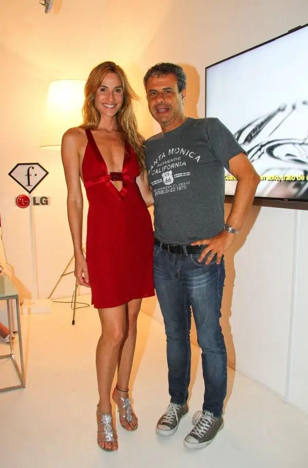 Lara Bernasconi y Ari Paluch
