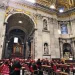 Momento-Basilica-Pedro-Conclave-Papa