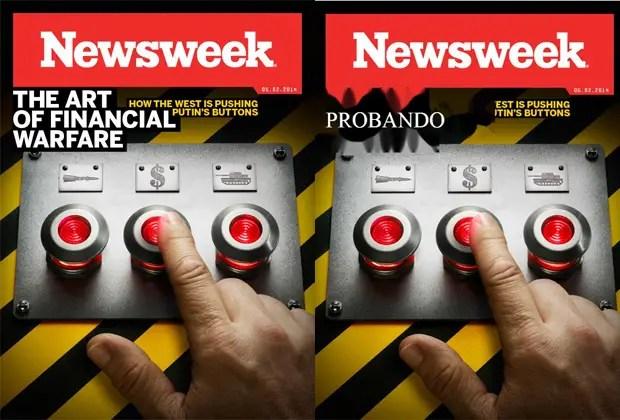 Newsweek texto modificado