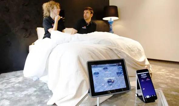 Smarttress-infidelity-mattress