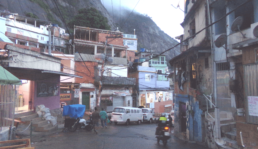 Vidigal, Río de Janeiro
