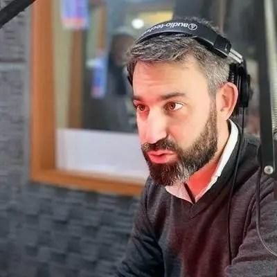 Martín Rodríguez, periodista depo