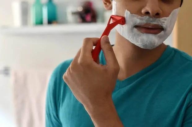 Puede ser utilizada como cualquier otra afeitadora