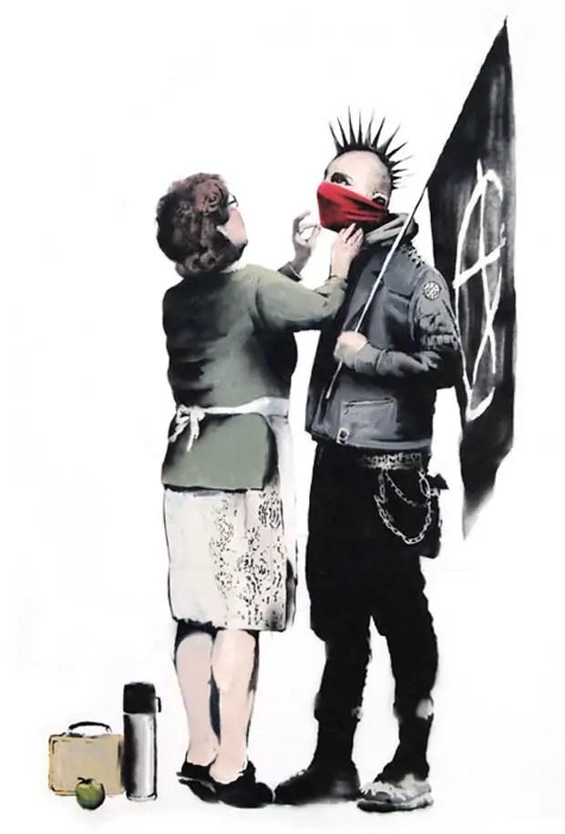 punk mum