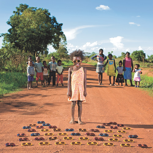 Maudy, 3 (Kalulushi, Zambia)