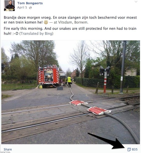 train shares