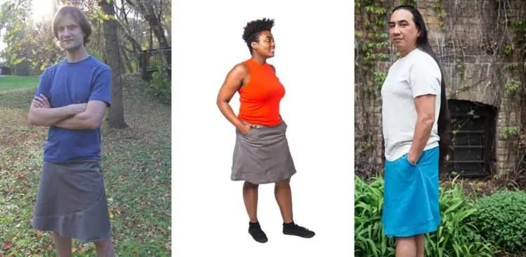 abb93e229 Diseñador quiere popularizar las faldas unisex – Periodismo . com
