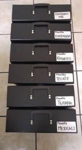 Documentos de todos los candidatos de planillas municipales y diputaciones por la representación proporcional y de lista.