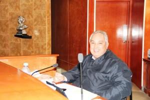 Dip. Roberto Dávalos, presidente de la Comisión de Gobernación y Legislación de la XXI Legislatura.