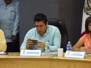 Regidor  Juan Diego Echeverría