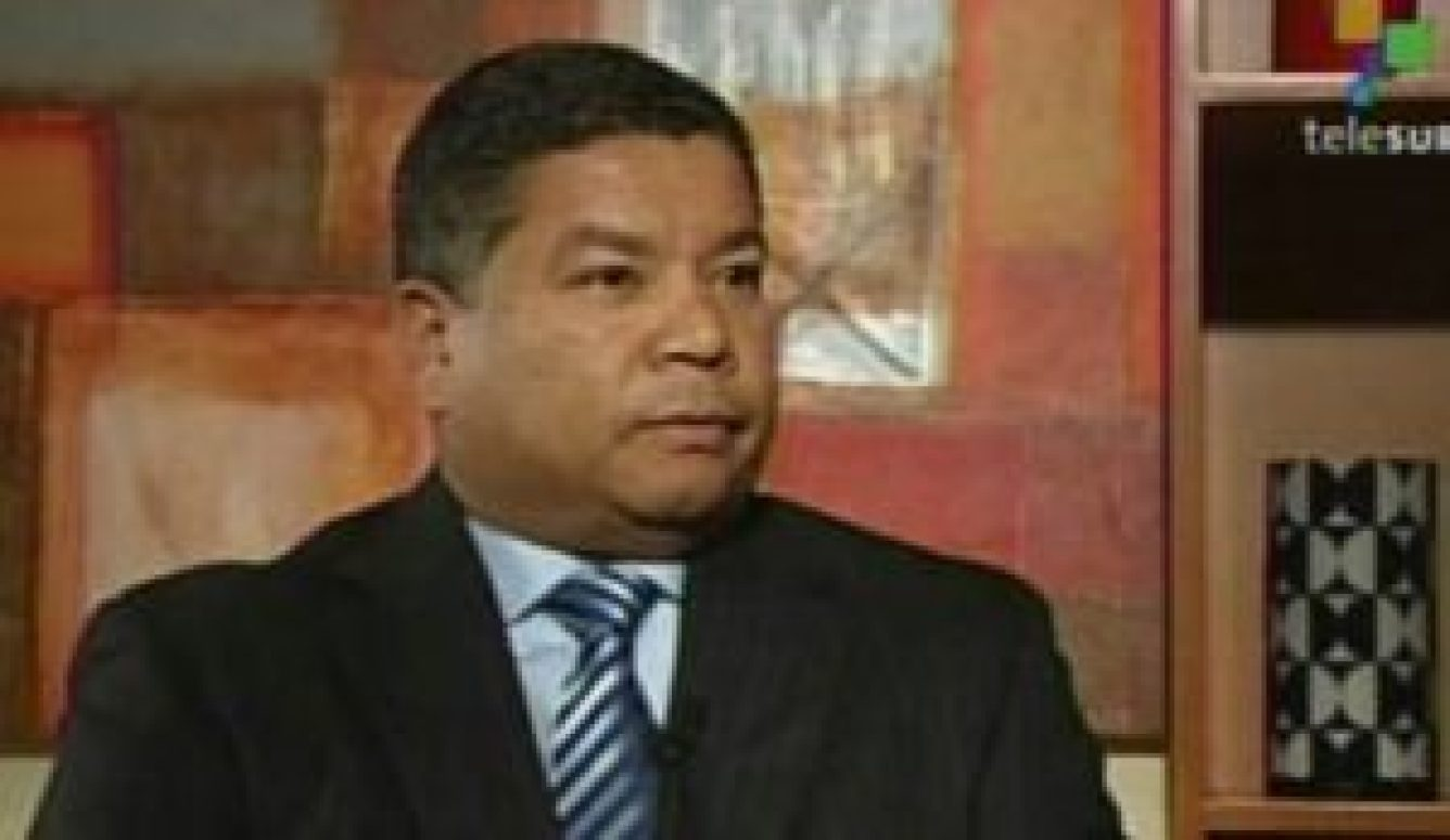 Rafael García, jefe de informática del DAS. Su homosexualidad fue aprovechada por sus reclutadores del G2