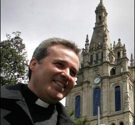 Mario Iceta, obispo de Bilbao