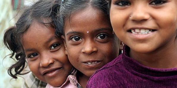 Resultado de imagen de las niñas indias