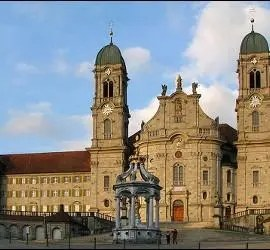 Abadía de Einsideln