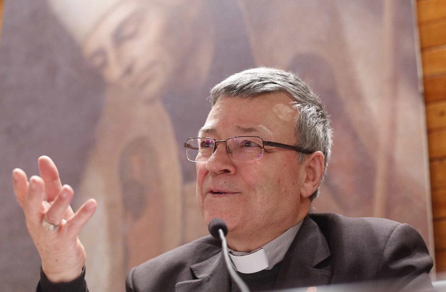 Santiago Agrelo, arcebispo de Tánxer: