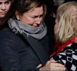 Dolor en los funerales por las víctimas del vuelo MH17