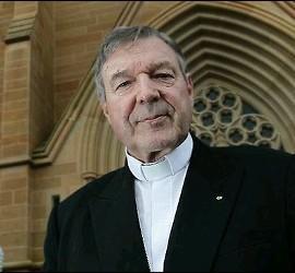 El cardenal australiano y actual Arzobispo de Sydney, George Pell
