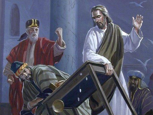 Resultado de imagen para imagenes jesus y los mercaderes del templo