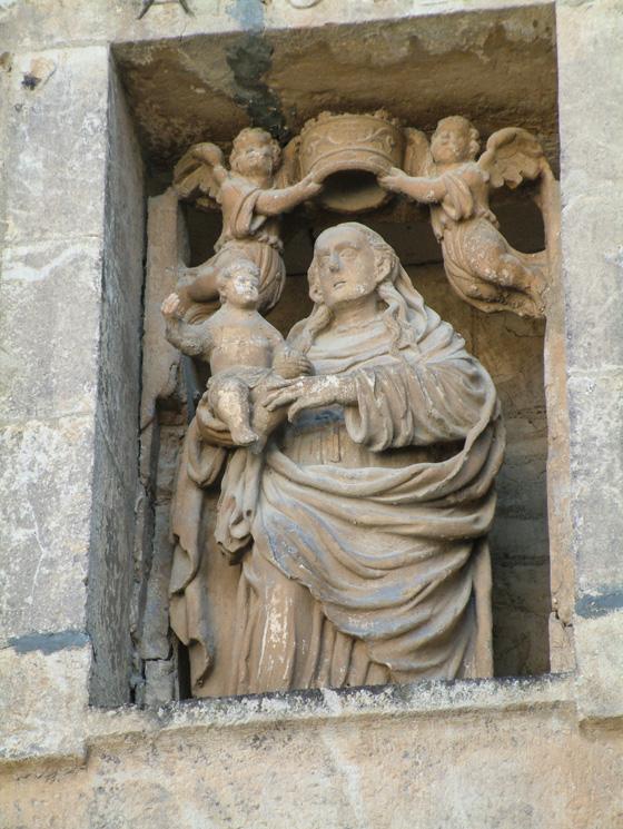 Nuestra Señora de Rocamador, Estella