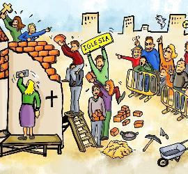Los laicos en la Iglesia