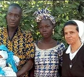 La religiosa secuestrada en Malí