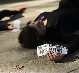 La violencia machista mata