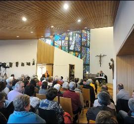 'Iglesia en salida' en Poitiers bajo monseñor Rouet